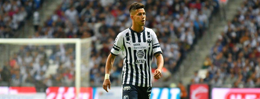 Boca Juniors pretende incorporar para la siguiente temporada a Maxi Meza, del Monterrey.