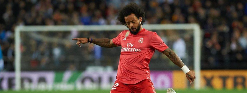 El Real Madrid dejará a Marcelo salir este verano y se lanzará a por Junior Firpo, del Betis