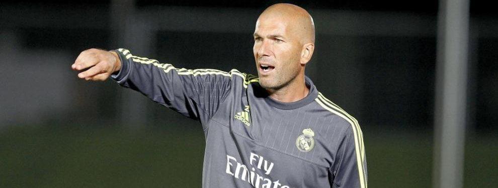 Zinedine Zidane ha pedido la incorporación de N'Golo Kanté a Florentino Pérez para el Real Madrid