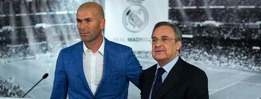 Florentino Pérez apuesta por el regreso de Martin Odegaard, un futbolista al que Zidane no quiere