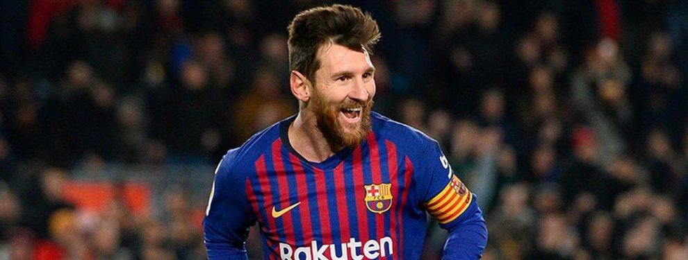 Messi ha pedido la llegada de un nuevo lateral derecho al Barça, siendo Kimmich el favorito