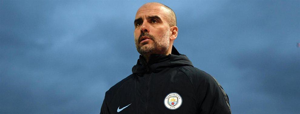 Pep Guardiola ha descartado la opción de que Isco Alarcón fiche por el Manchester City