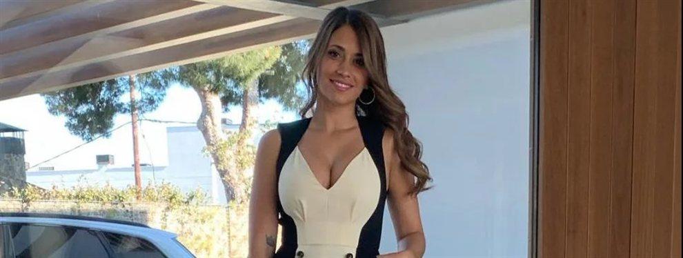 Antonella Roccuzzo ha pasado por el quirófano para engrosarse los labios, algo que ha quedado en manifiesto