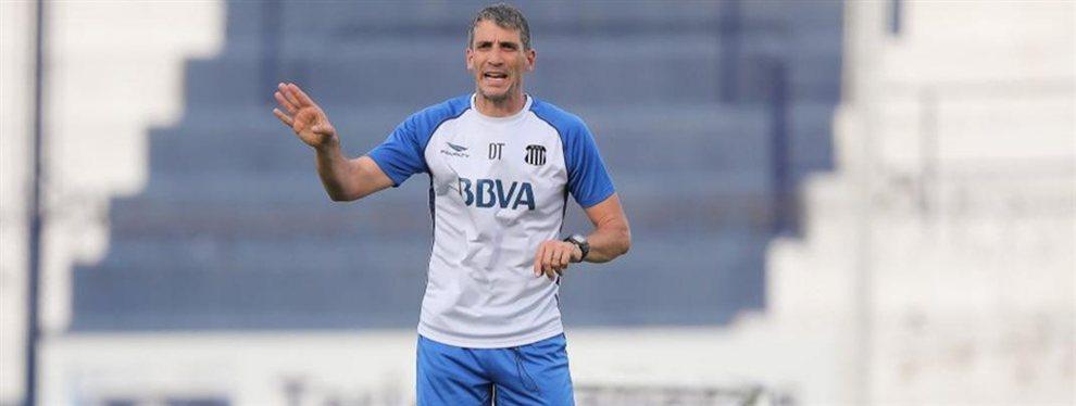 Juan Pablo Vojvoda dejó de ser el técnico de Talleres, que ya se encuentra buscando un reemplazante.