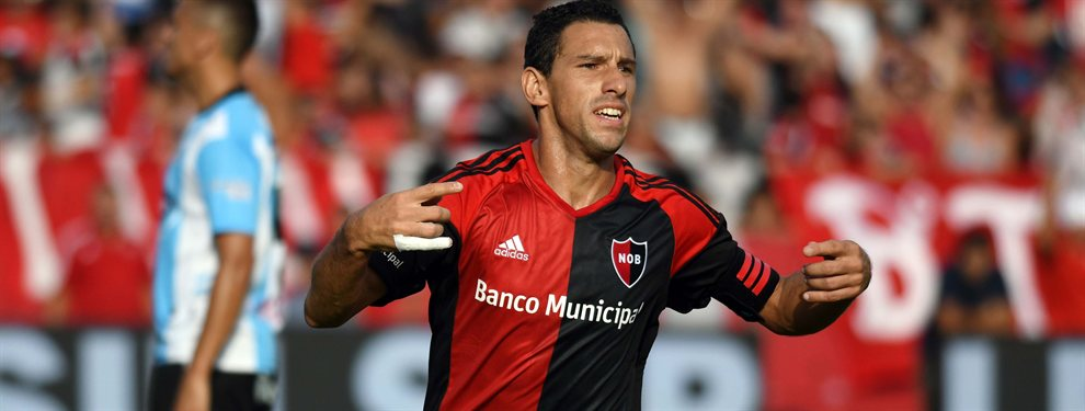 Maxi Rodríguez le confirmó a los dirigentes que continuará en Newell's hasta fin de año.