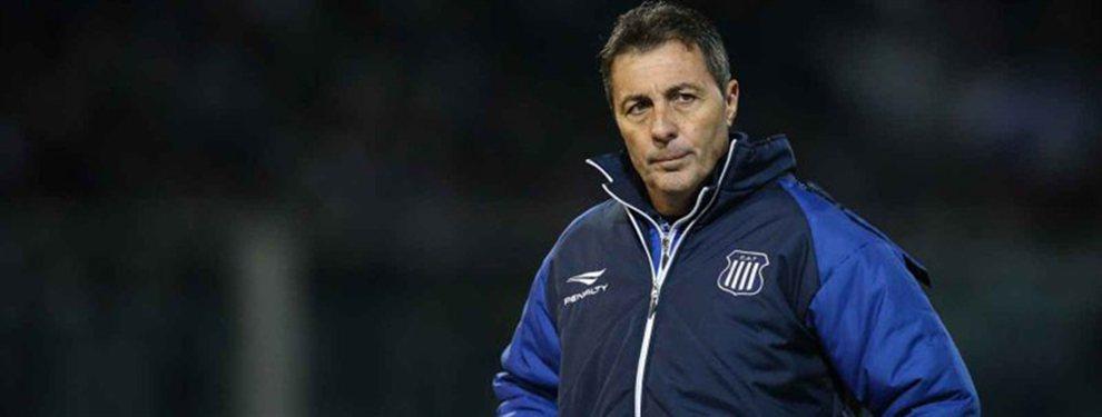 Frank Darío Kudelka es el nuevo entrenador de Newells' y reemplaza a Héctor Bidoglio.