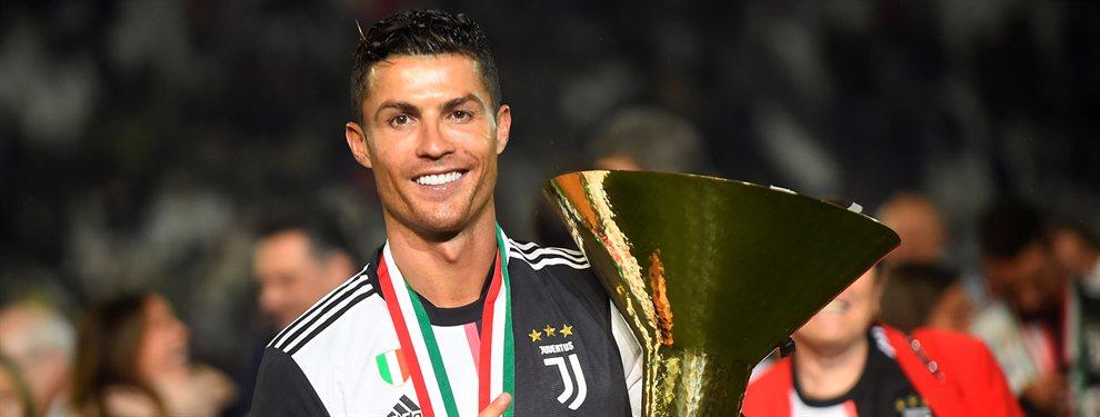 Cristiano Ronaldo o la doble traición a Messi para hacer a la Juve campeona