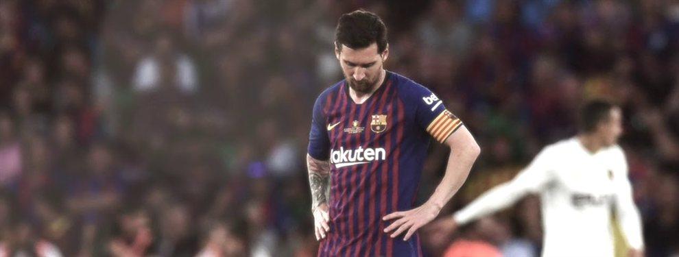 Messi dispara: los 6 jugadores que no quiere en el Barça tras la Copa