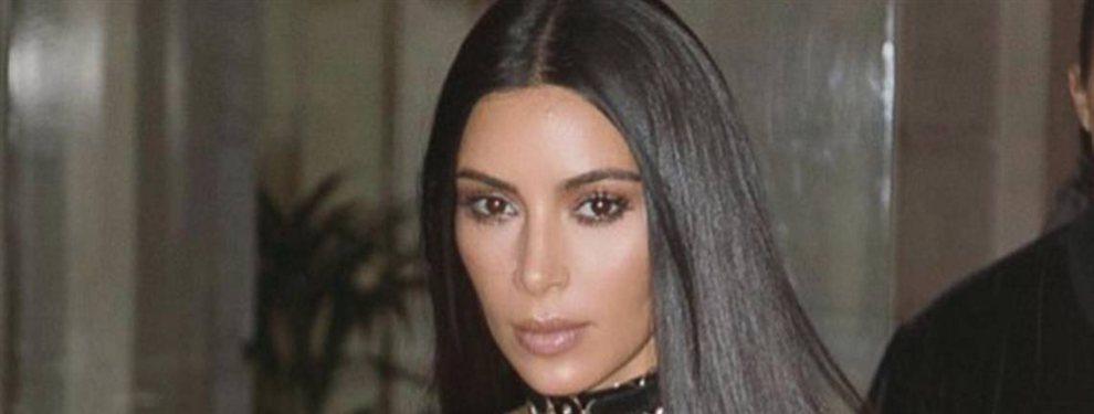 """¡Bestial Kim Kardashian! La foto (""""¡Qué trasero!"""") que arrasa Instagram"""