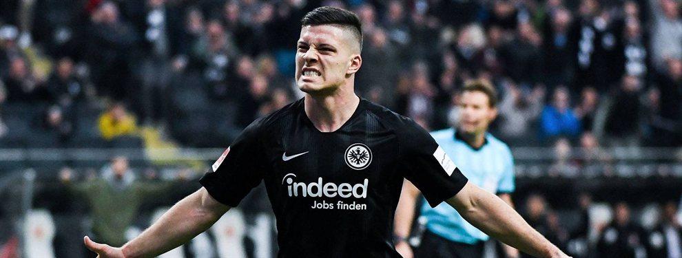 El Real Madrid ha descartado el fichaje de Jovic y ahora se centra en Krzysztof Piatek