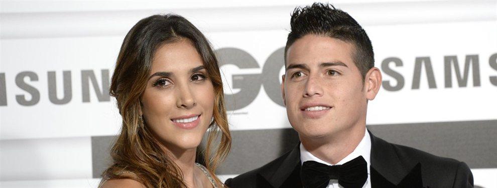 Daniela Ospina se olvidó de James Rodríguez al hacer el podio de los tres mejores futbolistas colombianos