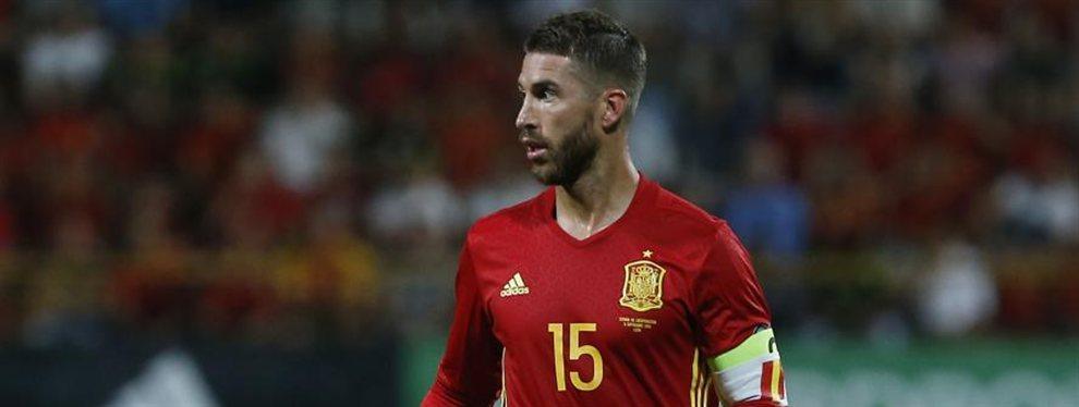 La continuidad de Sergio Ramos no está garantizada y Florentino Pérez tiene recambios: Van Dijk, De Ligt, Koulibaly, Marquinhos y Skriniar