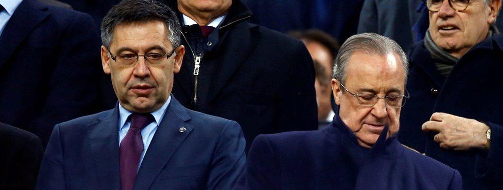 El Barça podría perder a De Ligt, Griezmann y Jovic, que preferirían ir al Real Madrid