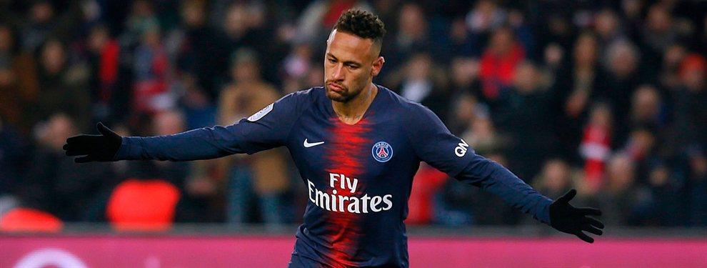 Neymar ha exigido la continuidad de Isco Alarcón en el Real Madrid a Florentino Pérez