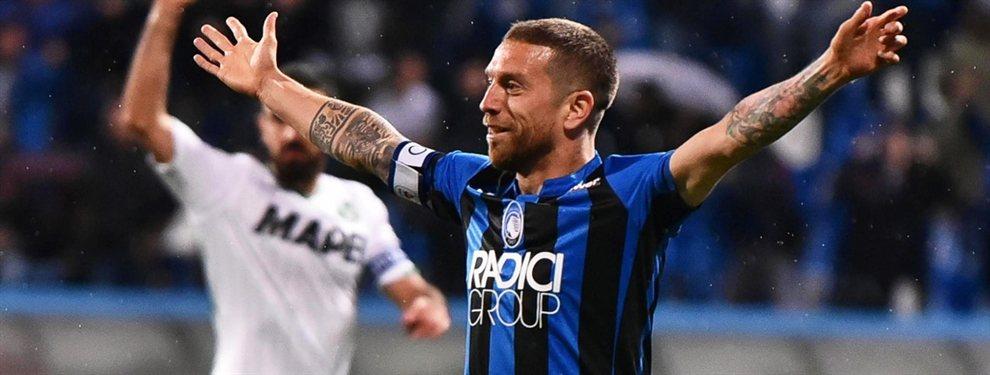 El Atalanta del Papu Gómez clasificó a la próxima edición de la Champions League. El inter también entró.