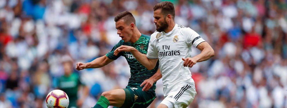 Giovani Lo Celso ahora también es pretendido por el Real Madrid de Zinedine Zidane.