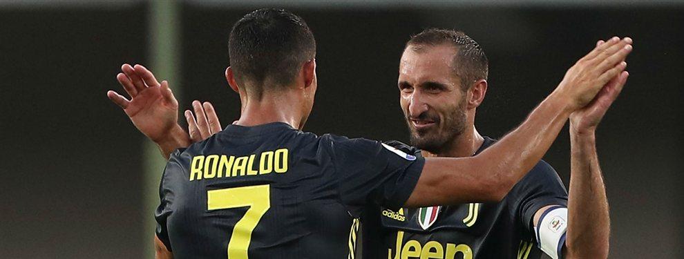 La Juventus de Cristiano Ronaldo se ha metido en la puja por Paul Pogba, viejo sueño de Zidane para el Real Madrid