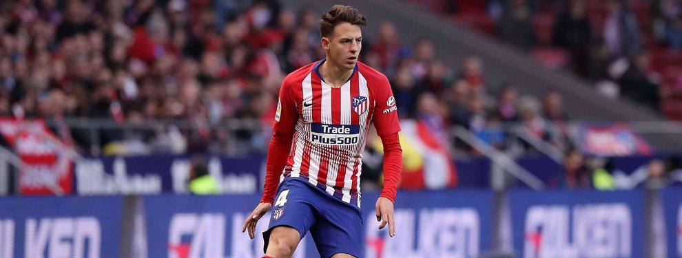 Santiago Arias puede salir del Atlético de Madrid en verano y poner rumbo al Inter de Milán