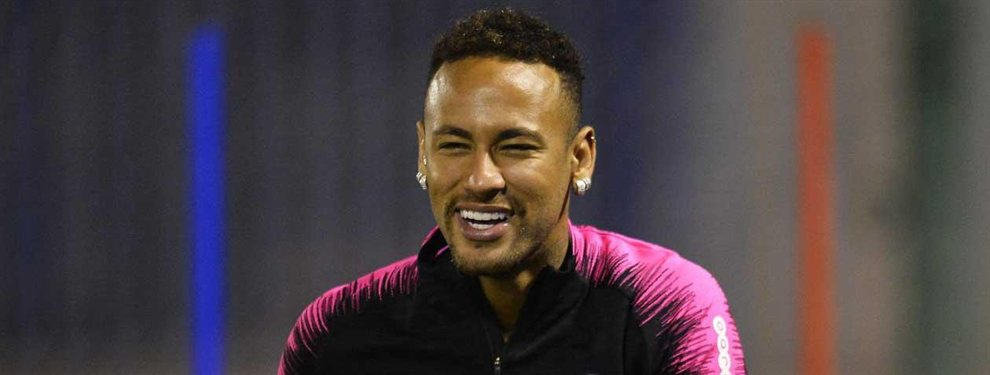 Neymar seguirá en el PSG, pero solo si llegan fichajes galácticos como Matthijs de Ligt, pretendido por el Barça