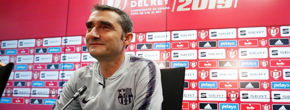 Ernesto Valverde podría ser destituido, lo que acercaría al Barça a entrenadores como Koeman, Blanc, Ten Hag o Roberto Martinez