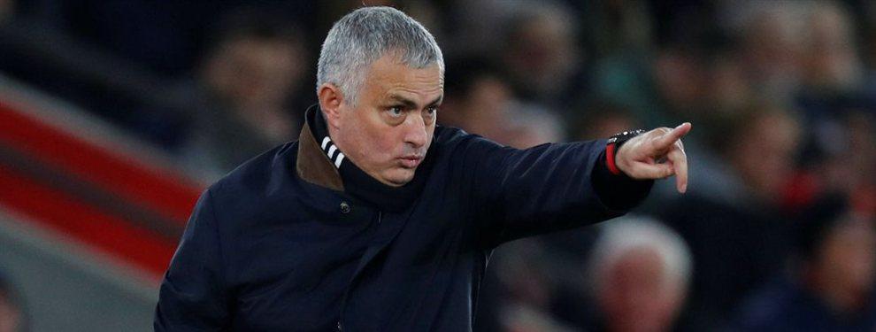 José Mourinho avisa de que Paul Pogba está dispuesto a bajarse el sueldo para acabar en el Real Madrid