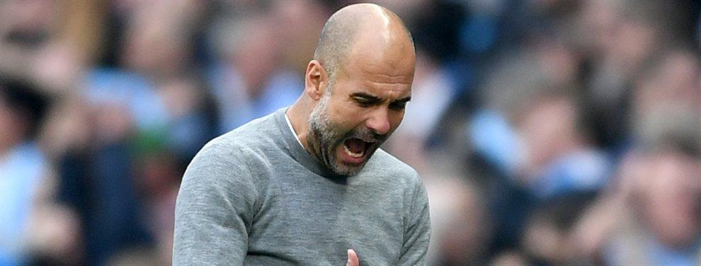 Pep Guardiola ha rechazado la idea de que Isco Alarcón pueda acabar en el Manchester City
