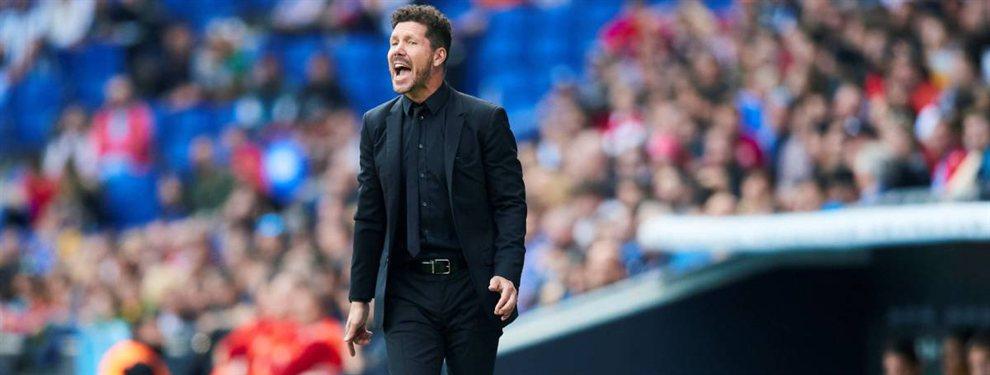 El Atlético de Simeone se llevará la puja por Héctor Herrera, futbolista en la agenda de Florentino Pérez