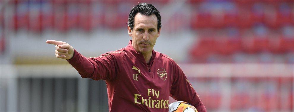 Exequiel Palacios saldrá de River Plate, pero no para ir al Real Madrid, si no para acabar en el Arsenal de Unai Emery