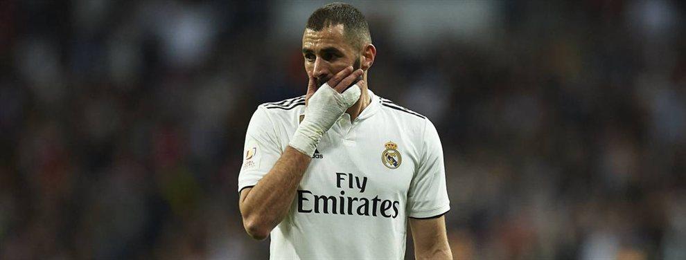 El Real Madrid no ha olvidado la búsqueda de un suplente para Benzema, y el último nombre en la mesa es el de Rodrigo Moreno