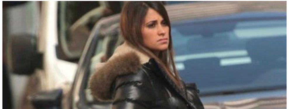 Nadia Avilés, novia de Denis Suárez, pretende ser una seria competidora a Antonella y Shakira como WAG del Barça