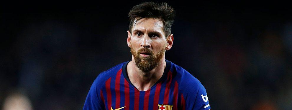 El Barça tiene como prioridad reforzar el lateral diestro y el elegido por Messi es Joshua Kimmich