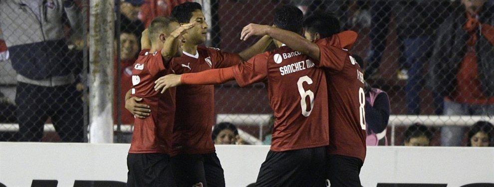 Independiente de Avellaneda y Colón de Santa Fe avanzaron a los octavos de la Sudamericana.
