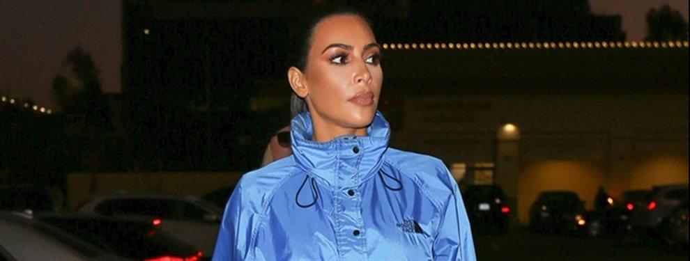 Kim Kardashian presume de trasero y volvió a dejar boquiabiertos a sus admiradores con una foto
