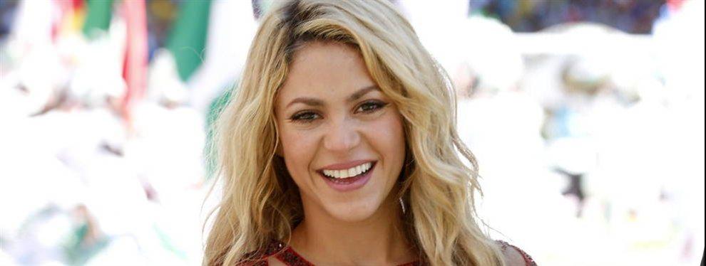 Shakira tiene un pasado y fue elegida como mejor culo de Colombia en 1994, hace 25 años.