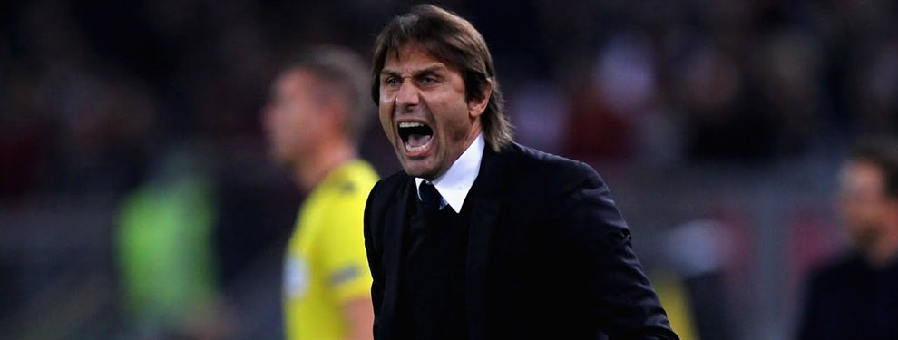Antonio Conte no quiere tener a Mauro Icardi en el plantel cuando asuma su cargo en el Inter.