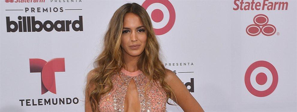 Shannon de Lima la lió llevando un vestido que ya había portado con sus anteriores parejas, antes de estar con James Rodríguez
