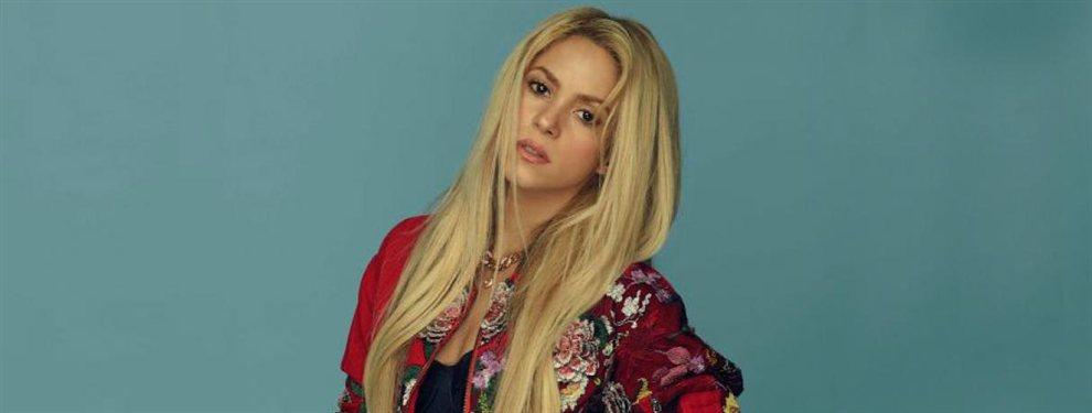 Shakira subió una foto al natural despeinada y con rulos que le valió incontables críticas