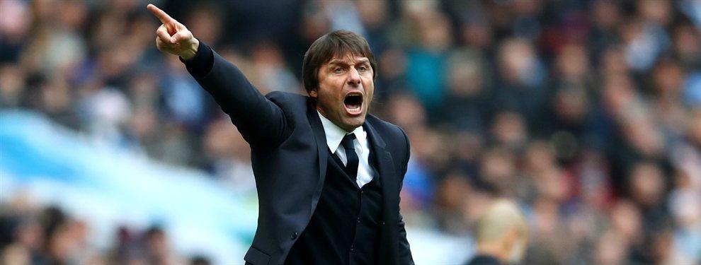 Antonio Conte fue anunciado como nuevo entrenador del Inter para las próximas tres temporadas.