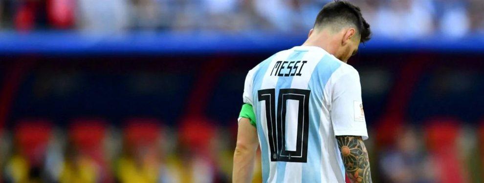 Se conocieron los dorsales que utilizarán cada futbolista de la Selección Argentina.