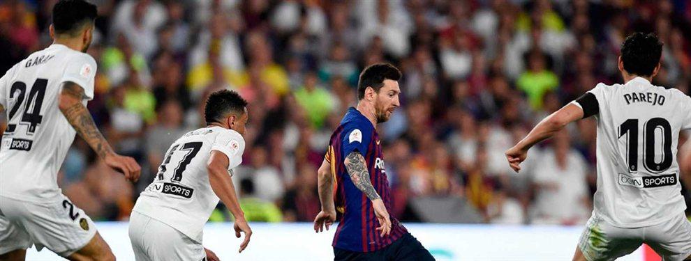 El Barcelona tiene un nuevo apuntado para la delantera y se trata de Alexandre Lacazette.
