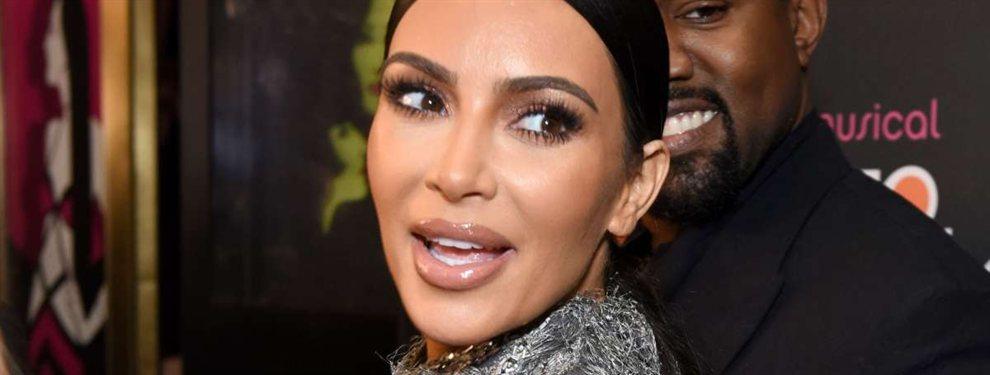 La imagen de Kim Kardashian al público siempre se ha visto impecable, y no es lo único que parece perfecto en ella.