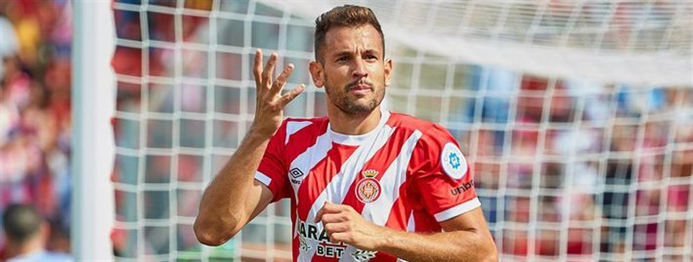 El futuro de Christian Stuani parece estar lejos del Girona la próxima temporada.