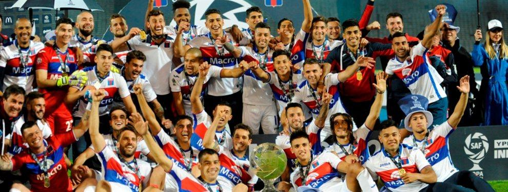 Tigre hizo historia y venció por 2 a 0 a Boca en la final de la Copa de la Superliga.