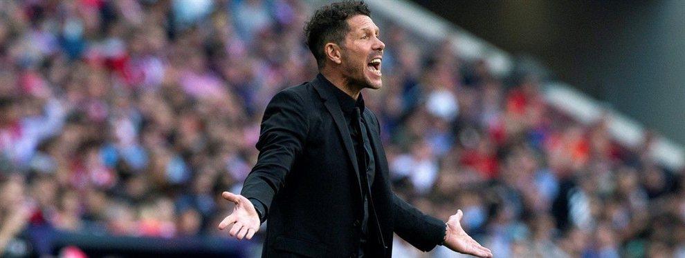 El Real Madrid y el Atlético de Simeone pelearán por llevarse a Mario Hermoso del Espanyol