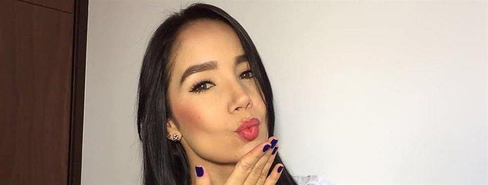 Paola Jara, la también cantante de rancheras pero que rompe con todos los estereotipos de este tipo de género.