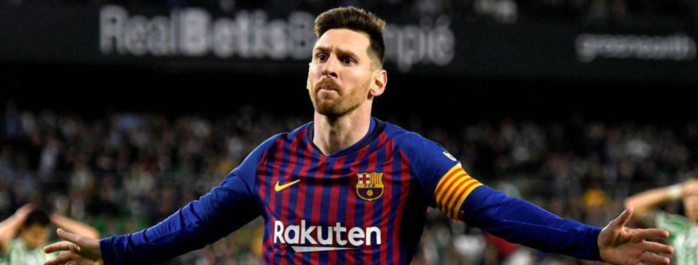 Messi tiene un problema en casa con Ivan Rakitic, que se siente traicionado al saber que le ofrecen al PSG