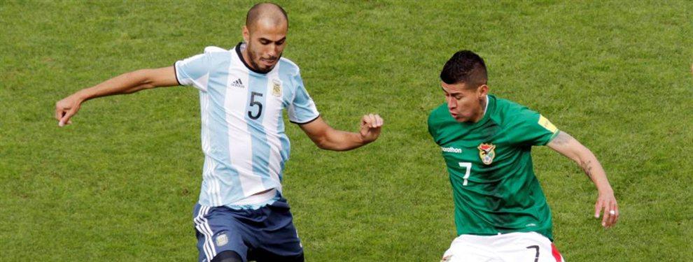 Guido Pizarro será el reemplazante de Exequiel Palacios en la Selección Argentina.