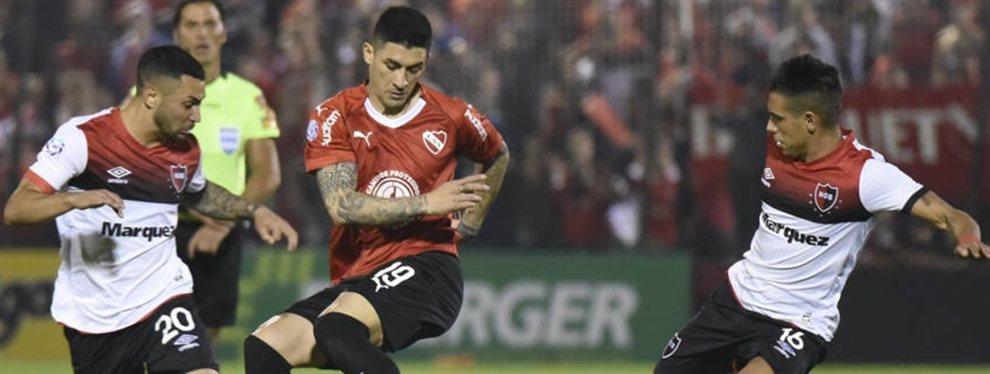 Juan Antonio Pizzi pretende que Pablo Hernández sea el primer refuerzo de San Lorenzo.