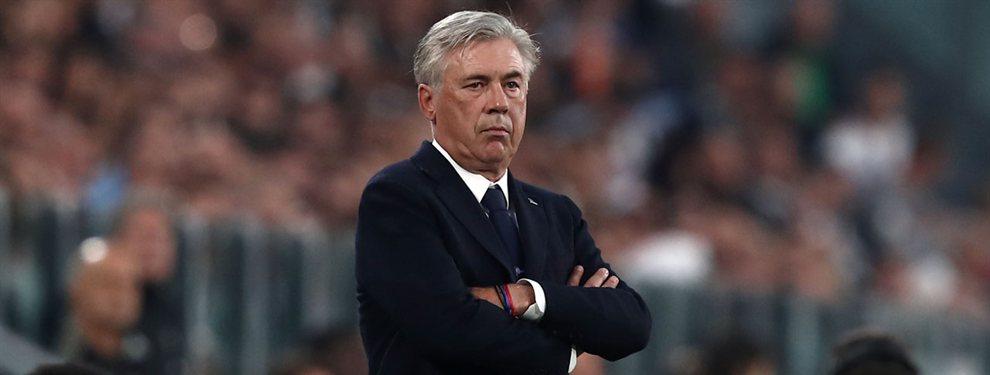 El Napoli de Carlo Ancelotti quiere llevarse a Ceballos, Theo Hernández y Marcos Llorente del Real Madrid