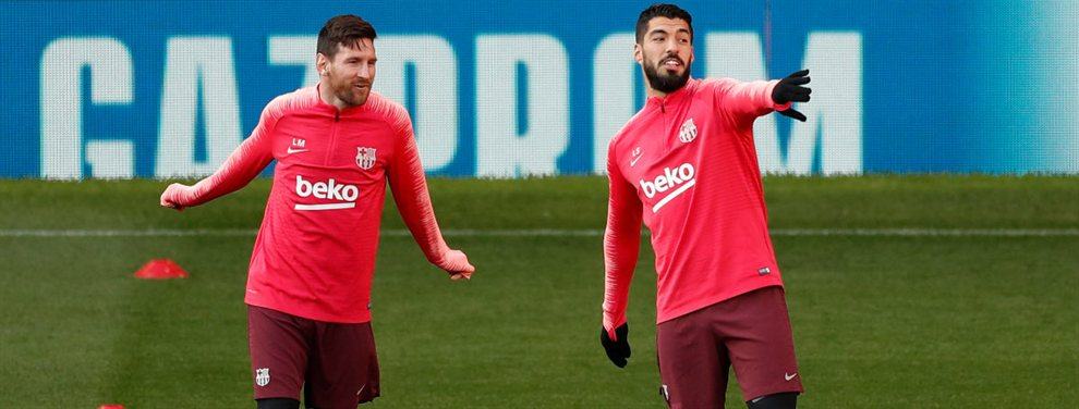 Messi y Luis Suárez han cortado cabezas en el Barça. Entres los señalados, Cillessen, Umtiti, Rakitic, Coutinho, Dembélé o Malcom